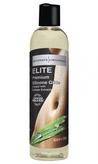 Lubrykant silikonowy Intimate Organics Elite 60 ml