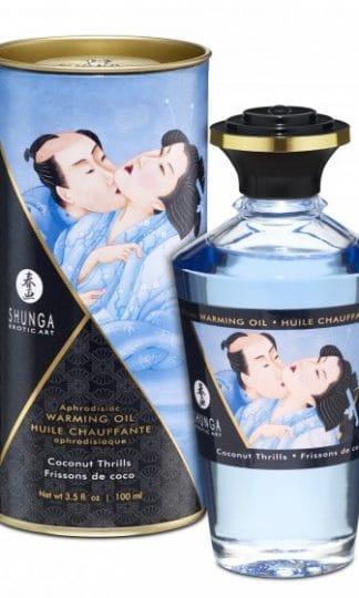 Shunga - Aphrodisiac Oil Coconut 100 ml