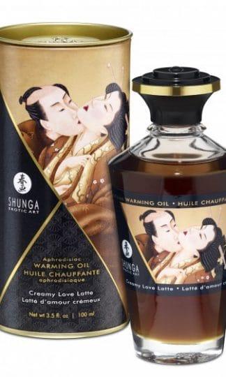 Shunga - Aphrodisiac Oil Creamy Latte 100 ml