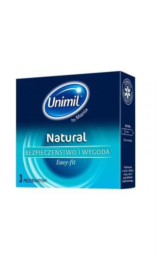 Unimil Natural (1op./3szt.)