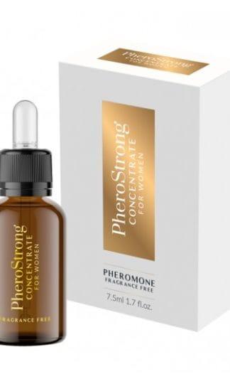 PheroStrong - Fragrance Free koncentrat dla kobiet 7