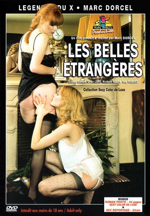 Okładka DVD zfilmem dladorosłych Marc Dorcel
